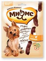 Лакомство для собак мелких пород Мнямс мини колбаски с курицей, фото 1
