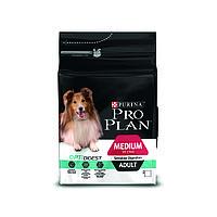 Корм для взрослых собак Проплан Сенситив средних пород