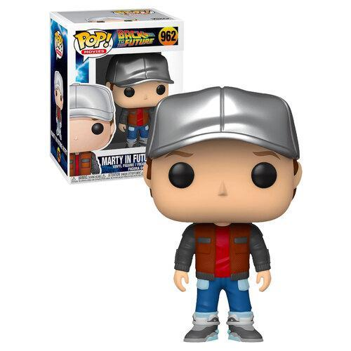 Funko Pop Marty in future outfit Back To the Future - 962