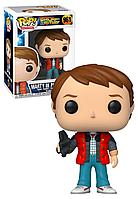 Funko Pop Marty in Puffy vest Back To the Future - 961