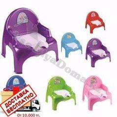 Детское кресло горшок