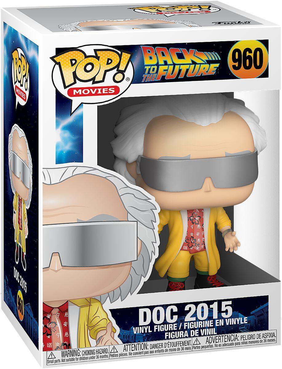 Funko Pop Doc 2015 Back To the Future - 960