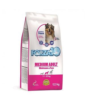 Сухой корм Forza 10 для собак средних пород, Рыба