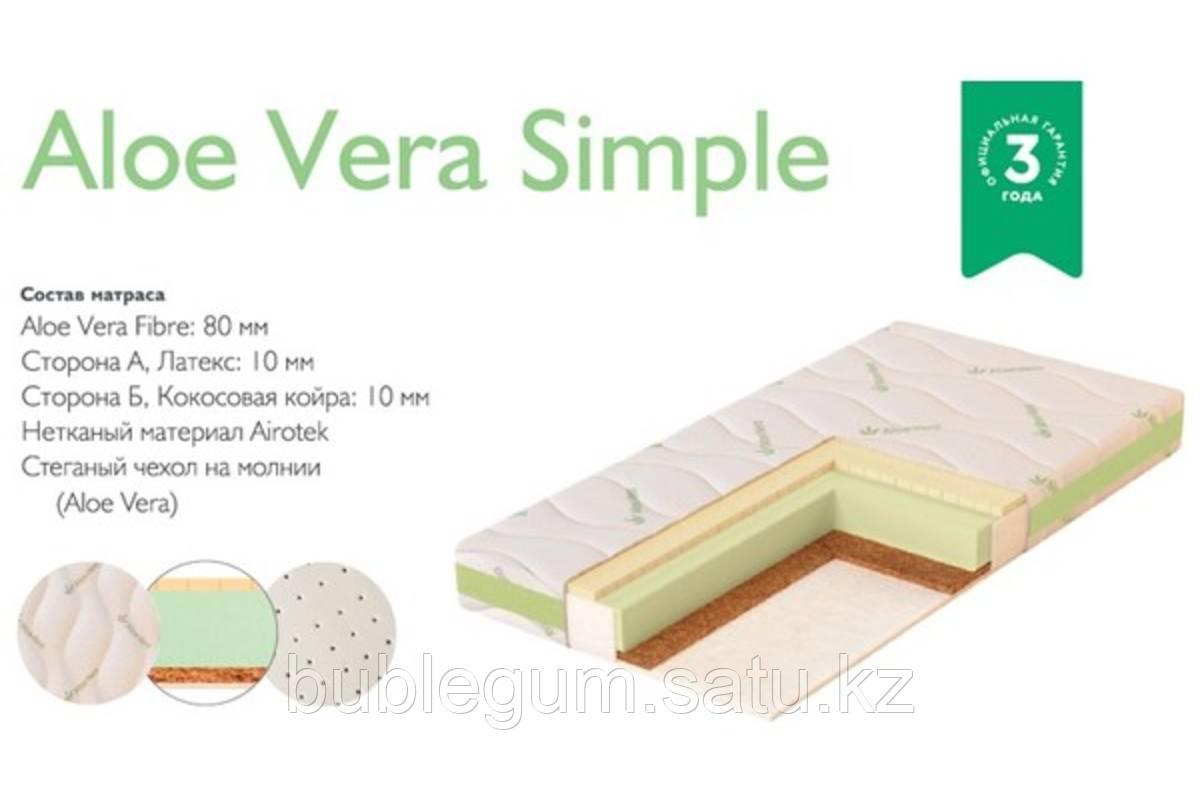 Матрас детский Plitex Aloe Vera Simple