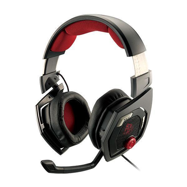 Наушники с микрофоном Tt eSports SHOCK 3D 7.1, HT-RSO-DIECBK-13