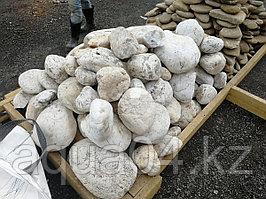 Природный камень валун Кварц 20-30см