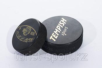 Шайба для хоккея детские и взрослые Tempish Official Алматы. Оптом и розницу. Большое количество!