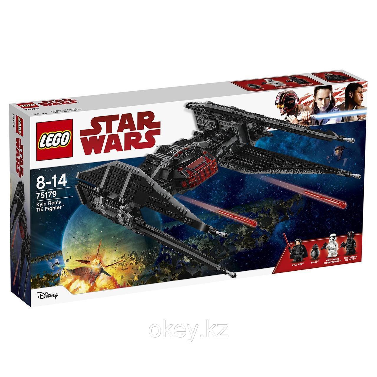 LEGO Star Wars: Истребитель СИД Кайло Рена 75179
