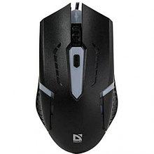 Компьютерная мышь беспроводная Defender Hit MB 601 черный, блистер