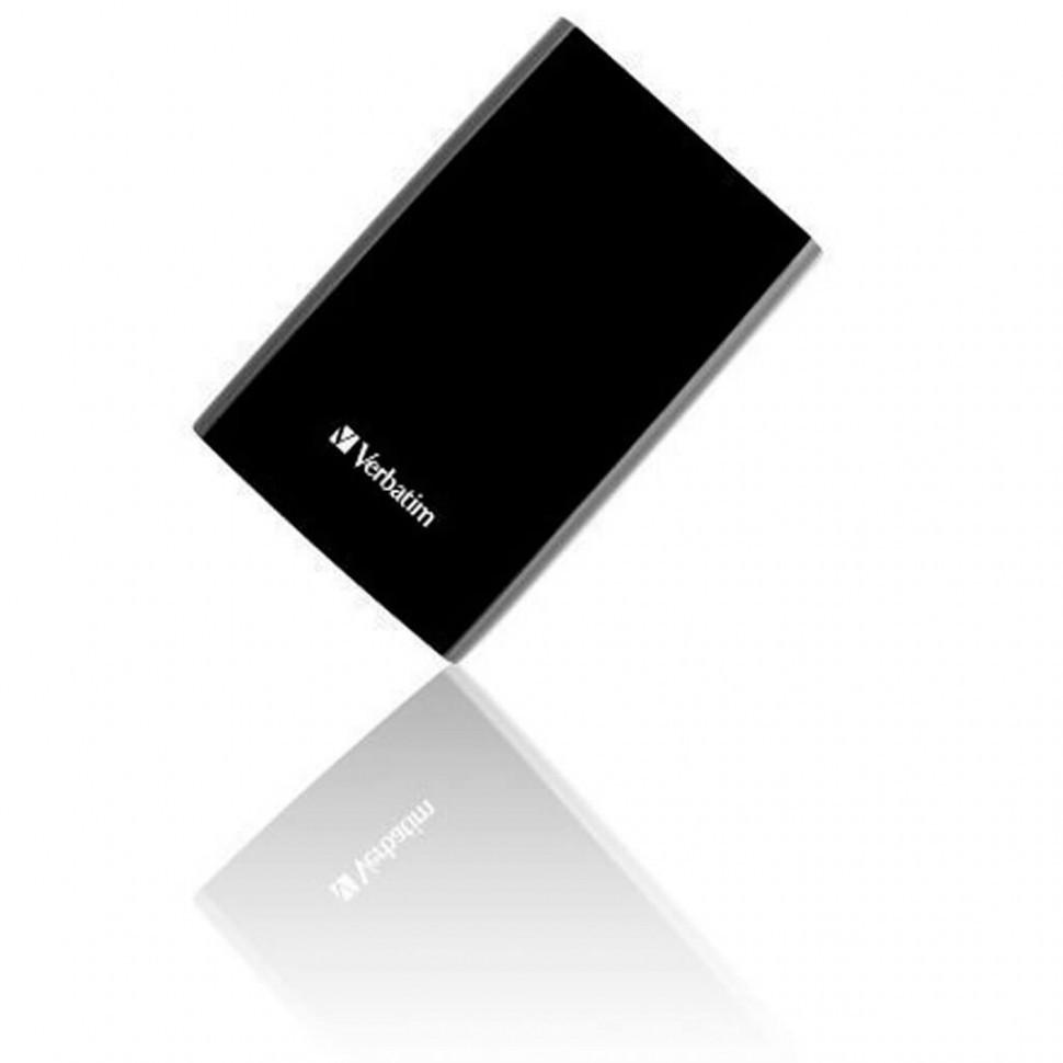 Внешний жесткий диск 2,5 1TB Verbatim 053023 черный