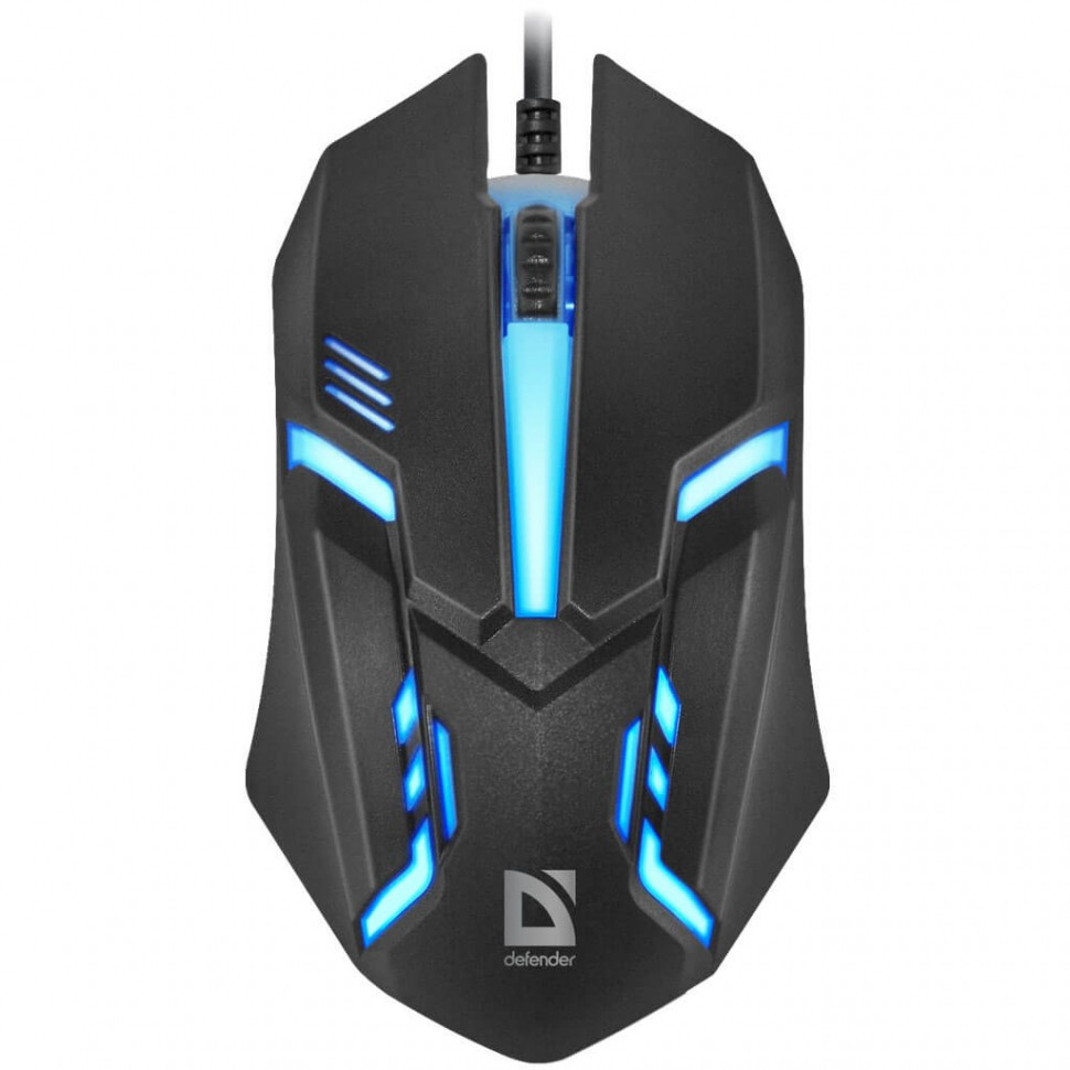 Компьютерная мышь Defender Hit MB-550 черный