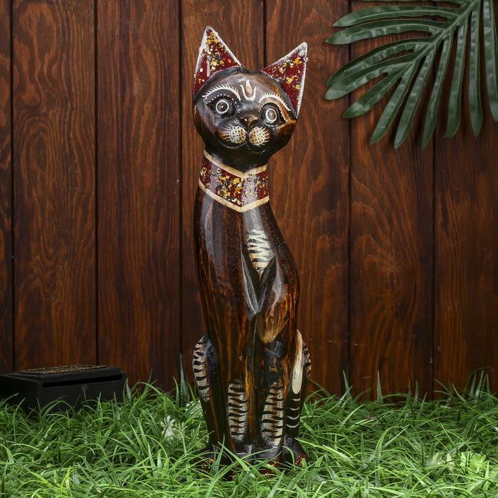 """Сувенир """"Кошка индианка"""""""