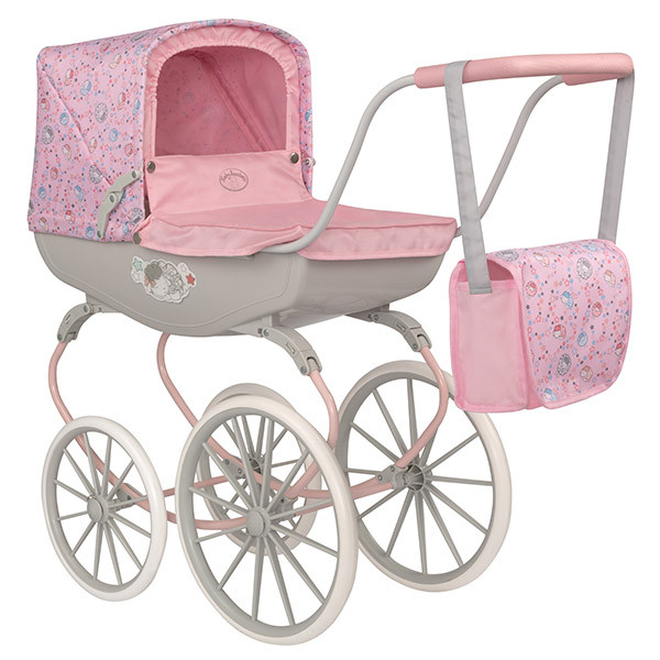 Baby Annabell Винтажная коляска для кукол Беби Анабель 2020