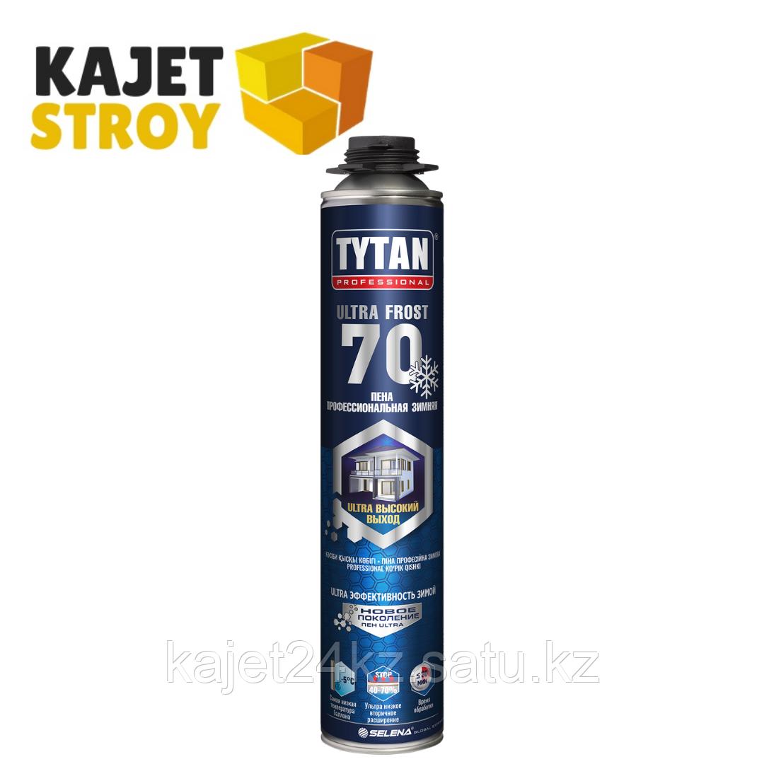 TYTAN пена ПРОФ 70 ULTRA FROST ЗИМНЯЯ (870 мл)