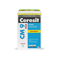 Клей для плитки Ceresit CM 9 / 25 кг