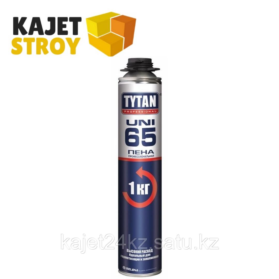 TYTAN пена ПРОФ 65 UNI О2  (750 мл)