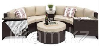 Комплект мебели из ротанга.  Rainbow, фото 2