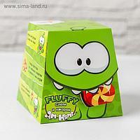 Набор для детской лепки «Fluffy» Ам Ням: слепи и накорми