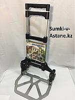Многофункциональная складная тележка на колесах.Размер площадки 39*29 см., фото 1