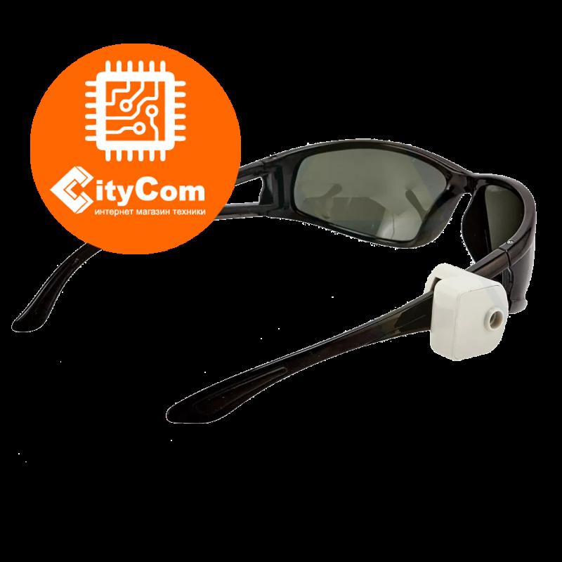 Антикражный датчик для очков, черный RF Glasses Optical Tag, black
