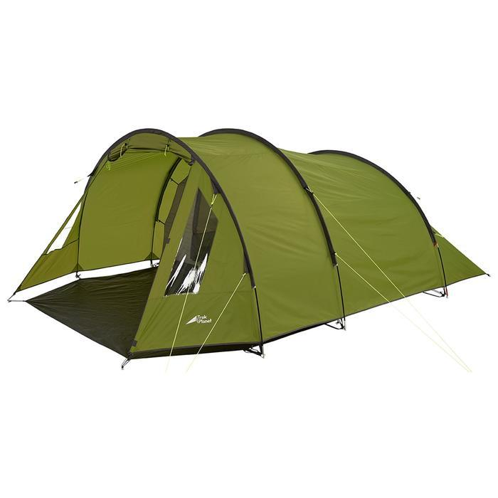 TREK PLANET Ventura 4 (палатка) зеленый