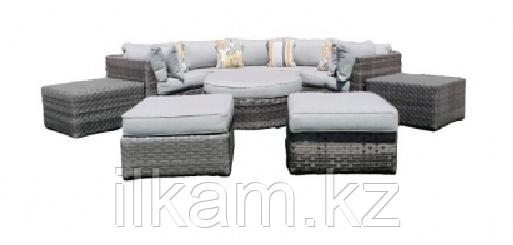 Комплект мебели из ротанга Искусство