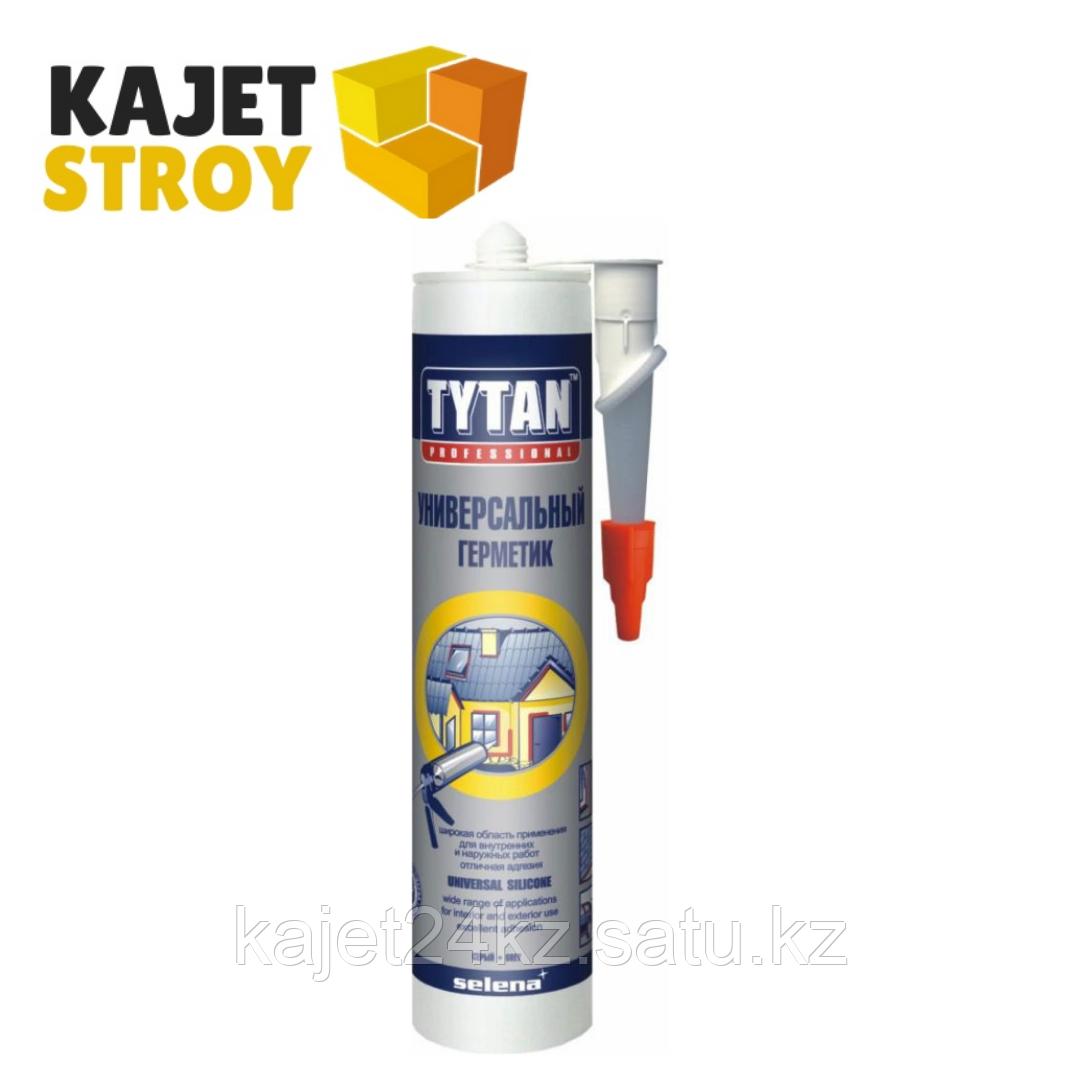 TYTAN силикон универсальный (310мл) (КНР) (бесцветный, белый, серый, черный, коричневый)
