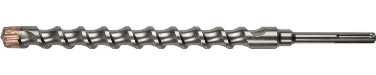 Бур по бетону ЗУБР 40 x 570 мм, SDS-max (29350-570-40_z01)