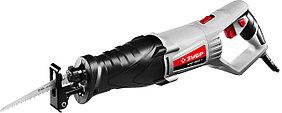 Пила сабельная (электроножовка) ЗУБР, 850 Вт, 0-2800 ход/мин (ЗПС-850 Э)