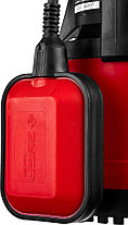 Насос дренажный ЗУБР, Чистая вода, 250 Вт, 90 л/мин (НПЧ-М1-250), фото 2