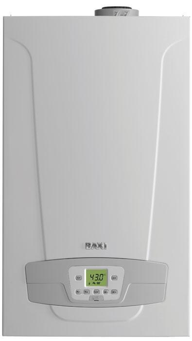 Настенный газовый конденсационный котел Baxi, LUNA DUO-TEC MP+ 1.130