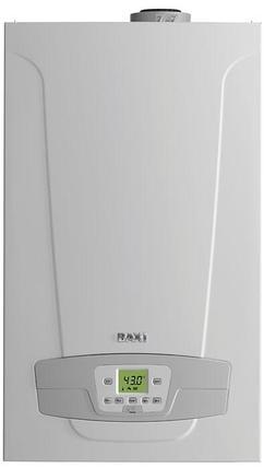 Настенный газовый конденсационный котел Baxi, LUNA DUO-TEC MP+ 1.130, фото 2