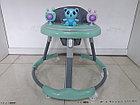Качественные ходунки на гелевых колесах Мишки, фото 3