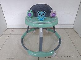 Качественные ходунки на гелевых колесах Мишки