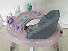 Устойчивые ходунки на гелевых колесах Мишки, фото 4