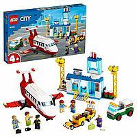 Конструктор LEGO City Городской аэропорт