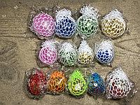 Лизун-мяч антистресс с орбизами БОЛЬШОЙ (С7000)