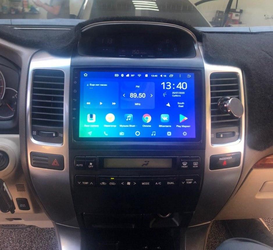 Магнитола Teyes сс2 Toyota Land Cruiser Prado 120 Алматы