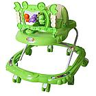 Ходунки BAMBOLA КРАБ (8 колес, 67*60*48, Green)