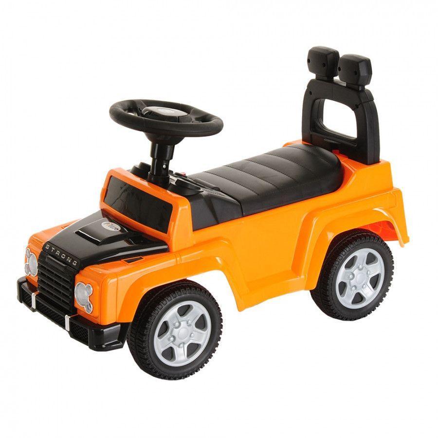 Каталка PITUSO STRONG (Orange)