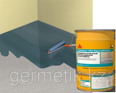 Sikafloor®-161  двухкомпонентное, эпоксидное грунтовочное покрытие. 30 кг