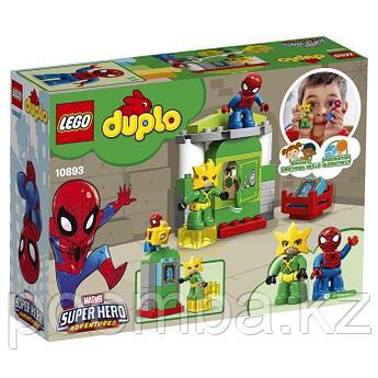 Конструктор LEGO DUPLO  - ЛЕГО ДУПЛО Супер Герои: Человек-паук против Электро