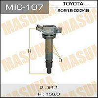 Катушка зажигания Toyota Masuma MIC-107 Land Cruiser Prado II J120 4.0 Land Cruiser Prado III J150 4.0