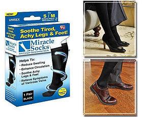 Носки антиварикозные Миракл Сокс размер L/XL, фото 3