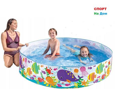 """Детский бассейн Intex 56452 """"морские жители"""" (Габариты:183 х 38 см), фото 2"""