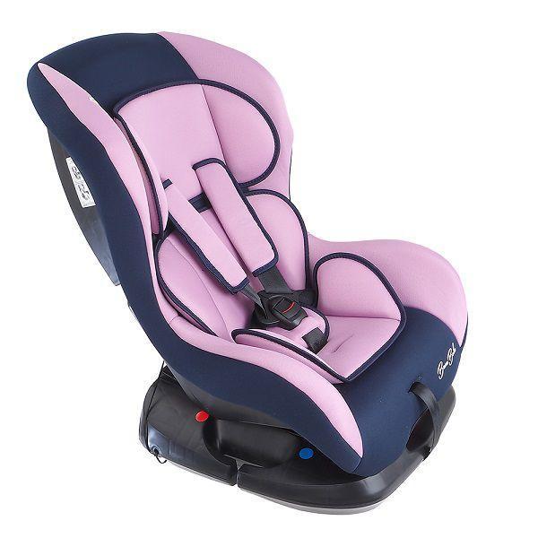 BAMBOLA Удерживающее устройство для детей 0-18 кг BAMBINO Фиолетовый/Синий 2шт/кор