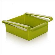 Подвесной органайзер для холодильника зеленый