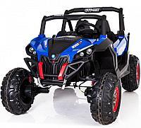 RXL Багги 603 12V/7Ah*2;45W*4(муз,свет,надувные колеса,MicroSD) Синий BLUE, фото 1