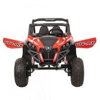 RXL Багги 603 12V/7Ah*2;45W*4(муз,свет,надувные колеса,MicroSD) Красный Red, фото 1