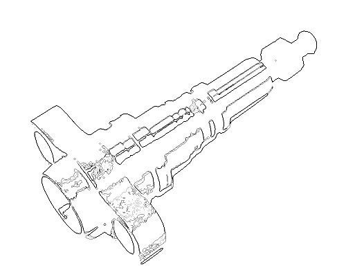 Плунжерная пара SAZ85QTE (U32) ДВС CA4D32-09